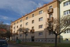 Zateplení bytového domu, ul. Dr. Peška, Chrudim