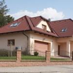 Výstavba rodinného domu Chrudim
