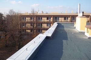 Rekonstrukce a výměna střech