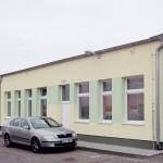 Rekonstrukce dílen údržby automobilní techniky - dílny Cerea Dašice