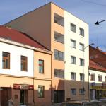 Revitalizace BD, Gorkého 1238, Pardubice