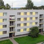 Revitalizace BD, Topolska 746-748, Chrudim