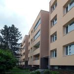 Revitalizace BD, Blahoutova 607-609, Pardubice