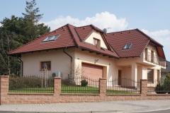 Výstavba rodinného domu, Chrudim