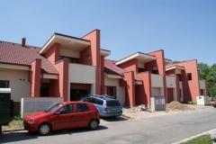 Samostatný developerský projekt rodinných domků, Budovatelů, Chrudim