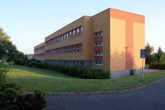 zateplení objektů Junior centra, Seč