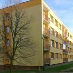 Zeteplení bytového domu, Topolská, Chrudim