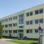 Zateplnení fasády administrativního domu, Pardubice