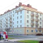 Zateplení fasády bytových domů, Sukova, Pardubice