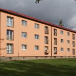 Revitalizace BD, Wolkerova 2127-2129, Pardubice