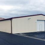 Výstavba skladu materiálu a výrobků - Dolní Roveň